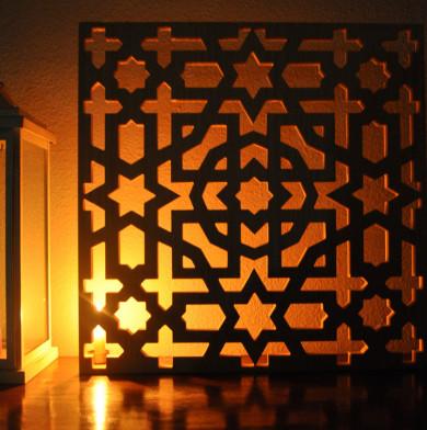 Celosía decorativa, paneles decorativos, celosía arquitectura,celosía decorativa