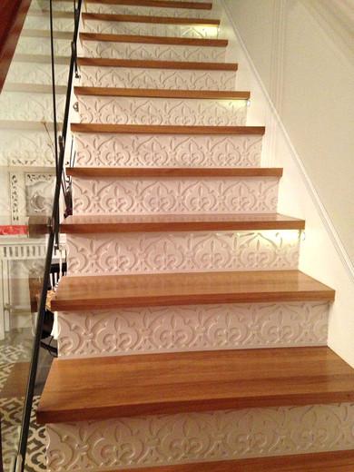 andaluciart cenefas talladas madera On cenefas para escaleras
