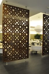 Andaluciart celosias decoraci n moderna arte celosia for Columpio de terraza homecenter
