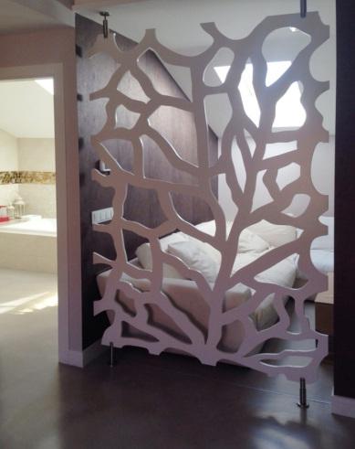 Andaluciart celosias modernas interior y exterior for Tipos de arboles decorativos